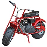 Coleman Powersports CT200U Gas Powered Trail Mini-Bike | 196cc/6.5HP |...