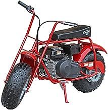 Coleman Powersports CT200U Gas Powered Trail Mini-Bike | 196cc/6.5HP | Red