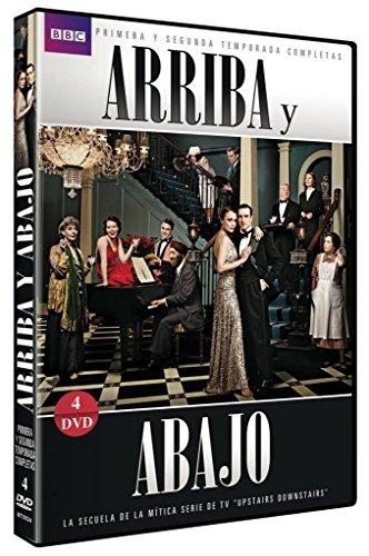 Arriba y Abajo Temporada 1 y 2 [DVD]
