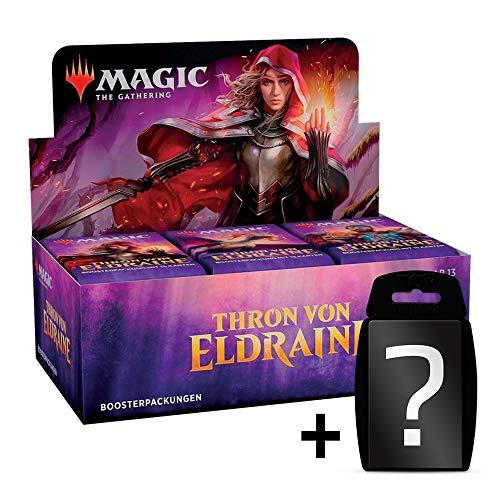 Magic The Gathering - Thron von Eldraine - Boosters / Displays Auswahl | DEUTSCH | Sammelkartenspiel TCG |Set inkl. Kartenspiel, Booster:36er (Display)