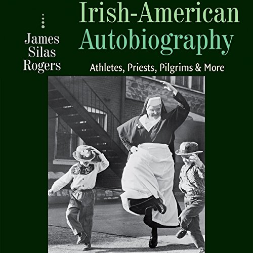 Irish-American Autobiography audiobook cover art