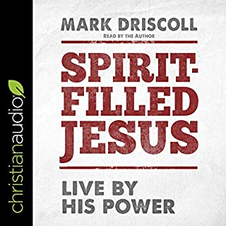 Couverture de Spirit-Filled Jesus