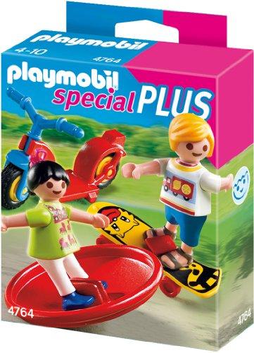 Playmobil 4764 - 2 Kinder mit Spielgeräten