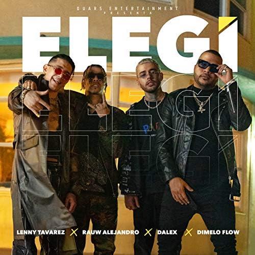 Rauw Alejandro, Dalex & Lenny Tavárez feat. Dimelo Flow