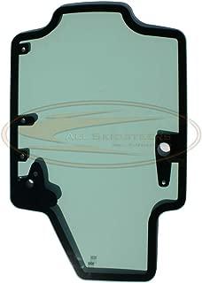 Door Glass for Case Skid Steer SR130 SR150 SR175 SR200 SR220 SR250 SV185 SV250 SV300 TR270 TR320 A- 84344565-C Not Eligible for