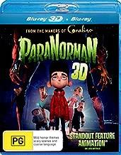 ParaNorman 3D Blu-ray / Blu-ray