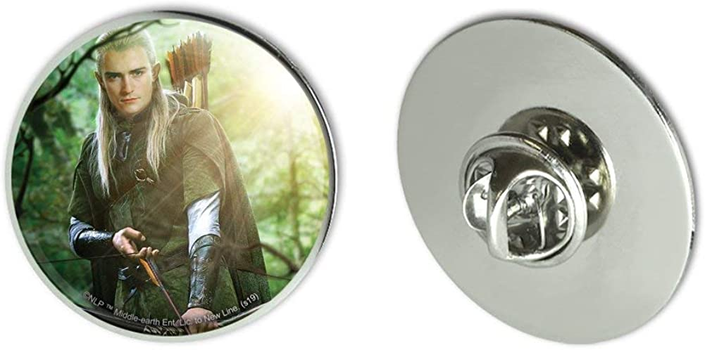 THE LORD OF THE RINGS Legolas Character Metal 1.1