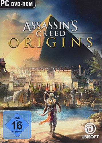 Assassin s Creed Origins - PC [Edizione: Germania]