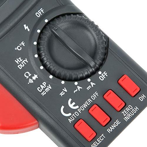 Multímetro digital, ETCR ‑ 6450 AC700V Pinza amperimétrica digital Probador de pinza digital para mantenimiento de electricistas para la industria del hogar