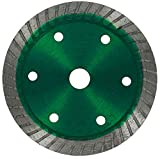 PRODIAMANT Disco diamantato Premium 75 mm x 10 mm Disco diamantato 75 mm adatto per BOSCH GWS 10,8-76 V-EC Professional