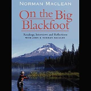 On the Big Blackfoot audiobook cover art