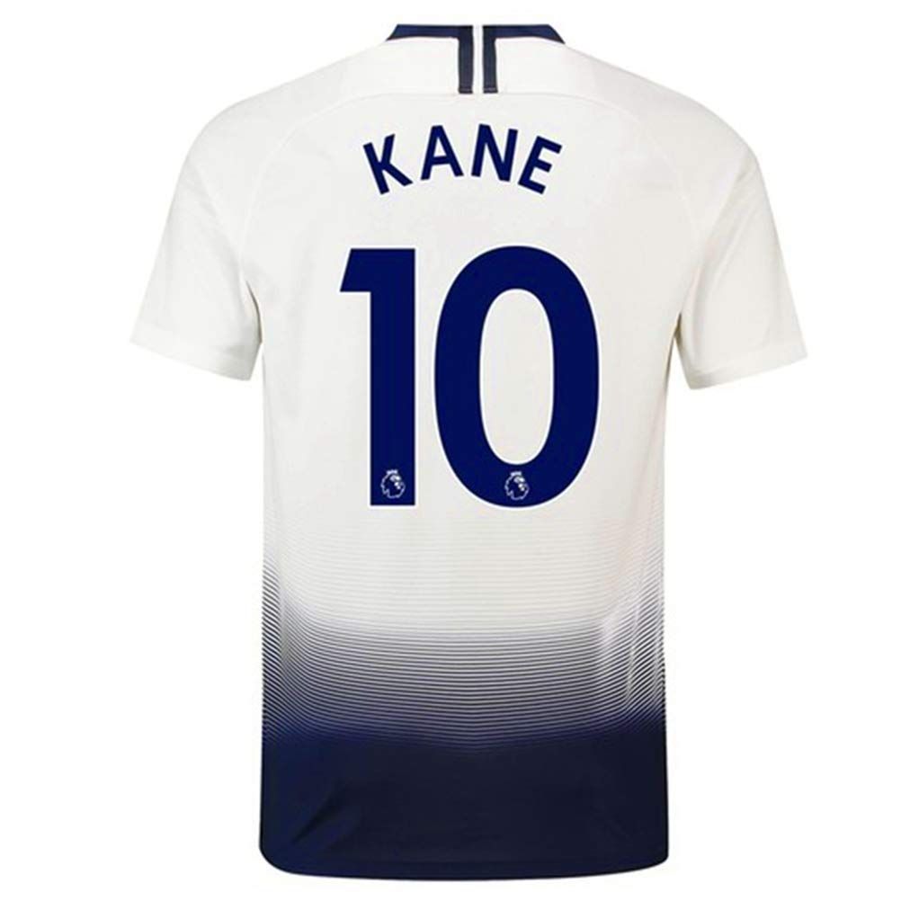 Giskoel Kane 10 Tottenham Hotspur Home Mens Soccer Jerseys 2018 2019 Buy Online In Belize Missing Category Value Products In Belize See Prices Reviews And Free Delivery Over Bz 140 Desertcart