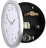 Clock Orologio da Parete Cassaforte Nascosta per Custodire Oggetti Nascosti di Grandi Dimensioni