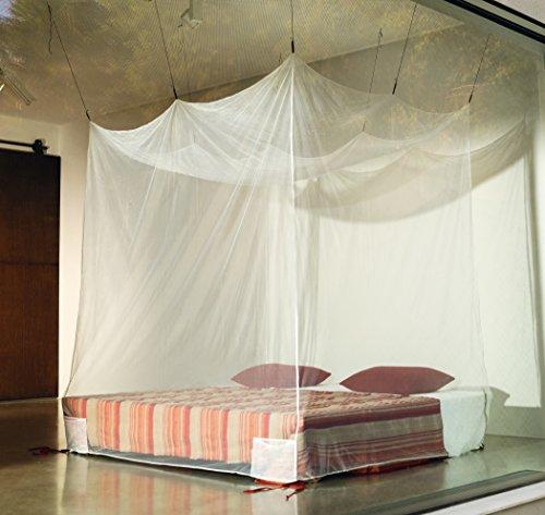 Cocoon Mosquito Box Net Double, 200 x 200 cm, White