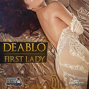 First Lady - Single