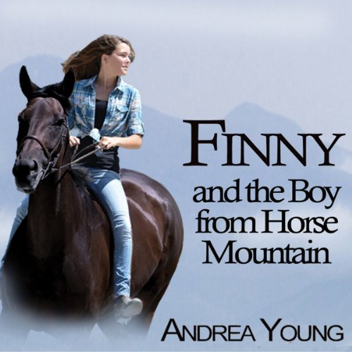 Couverture de Finny and the Boy from Horse Mountain