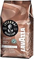Lavazza Grains de Café Tierra Sélection 100% Arabica 100% Arabica 1 kg Marron