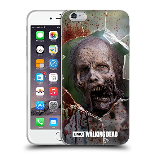 Head Case Designs Officially Licensed AMC The Walking Dead Jaw Walkers Soft...