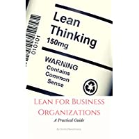 Deals on Lean for Business Organizations: A Practical Guide Kindle
