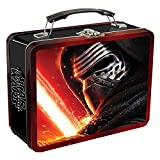Star Wars VII Sammelkoffer/Lunchbox aus Metall 9x24x17 cm
