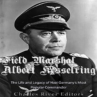 Field Marshal Albert Kesselring cover art