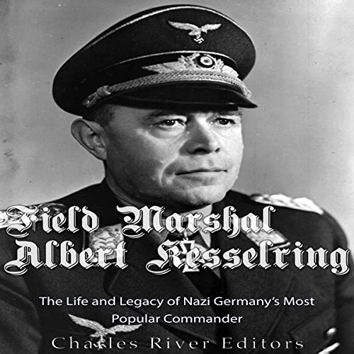 Field Marshal Albert Kesselring audiobook cover art