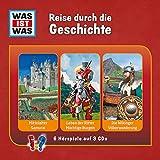 Was Ist Was - 3-CD Hörspielbox Vol. 12 - Reise durch die Geschichte