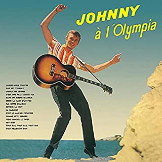 Johnny a L'olympia [12 inch Analog]