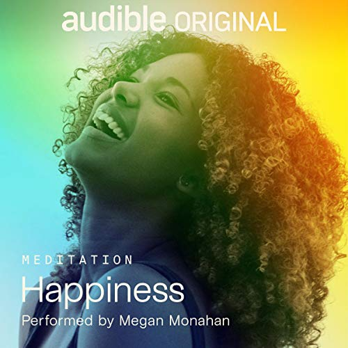 Happiness Audiobook By Megan Monahan cover art