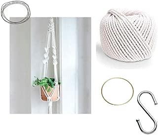 Brio9 Macrame kit (Plant Hanger)