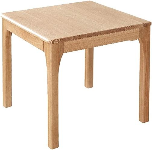 NAN Connexion Couleur chêne Table Basse mobilier Vert Table Moderne Table d'appoint Minimaliste Table à Manger