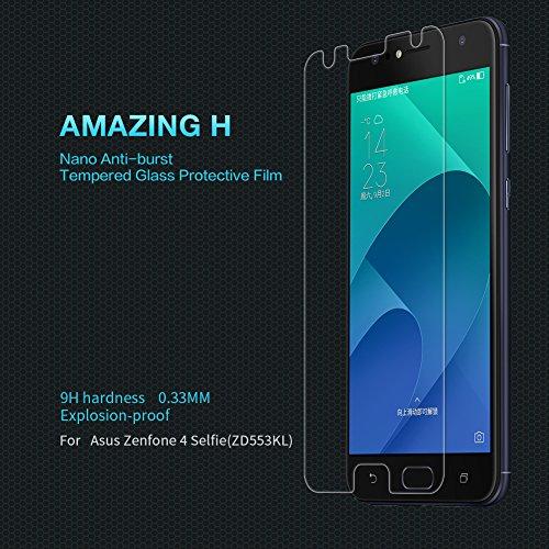 Nillkin Amazing H - Protector de pantalla 9H de 0,3mm cristal templado...