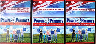Power 4 Patriots: Wind & Solar Power System Solar Installation
