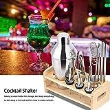 Zoom IMG-1 lychee 12 pezzi shaker cocktail