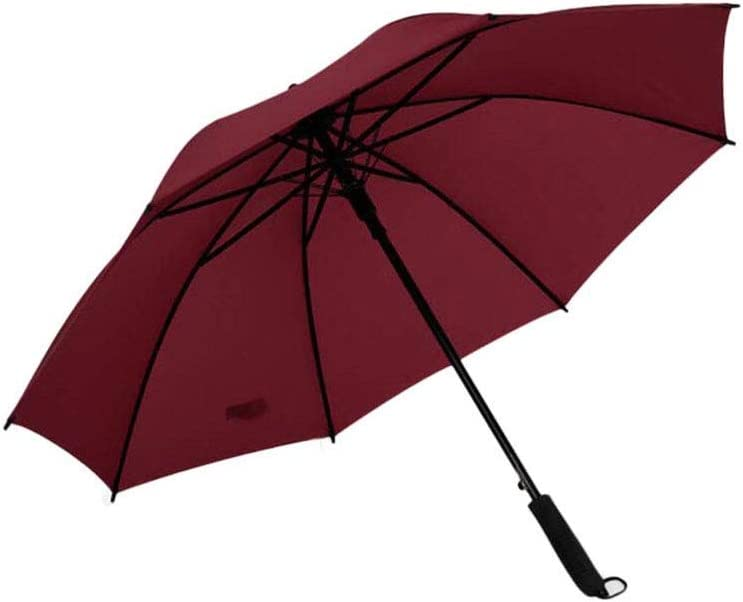 famous ZHOUYANG Discount mail order Handle Umbrella Men and Golf Triple Umbre Double Ladies