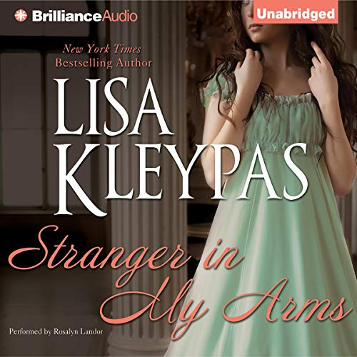 Stranger in My Arms audiobook cover art