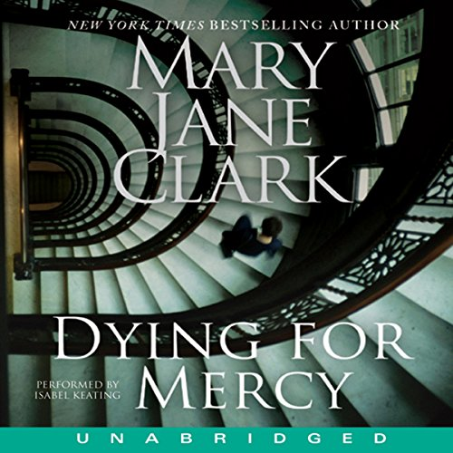 Dying for Mercy audiobook cover art