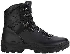 Lowa Men's R-6 GTX TF Work Boot Black