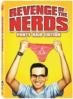 nerds panty raid
