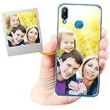 Coverpersonalizzate.it Coque Personnalisable pour Huawei P20 Lite avec ta Photo, Image ou...