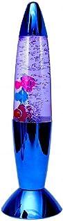 Sea World - Lámpara de lava con cambio de color (efecto de luz nocturna)