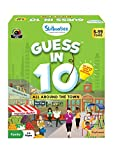 Skillmatics Guess in 10 All Around The Town - Card Game of Smart Questions for Kids & Families | Super Fun & General Knowledge for Family Game Night | Gifts for Kids (Ages 6-99)