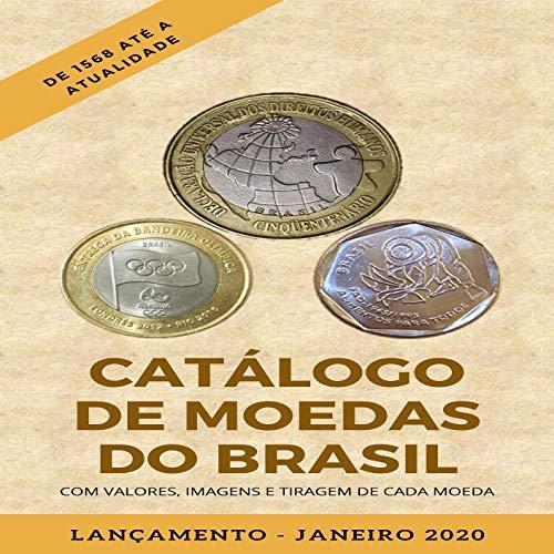 Catálogo de Moedas do Brasil - Lançamento Janeiro 2020