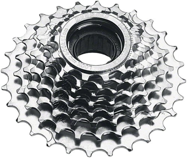 SunRace 8Speed 1332 Freewheel Chrome