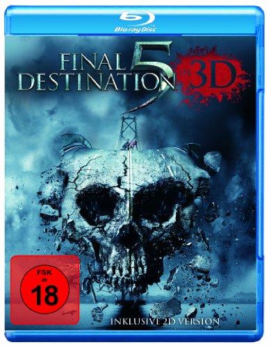 Final Destination 5 (+ Blu-ray)