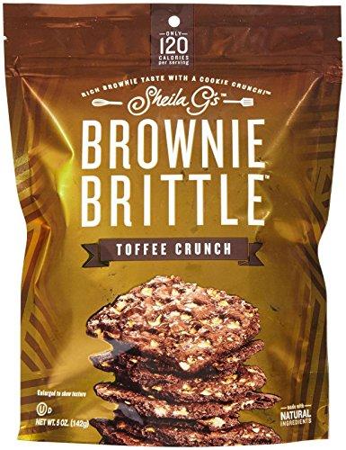 Sheila G's, Brownie Brittle Toffee Crunch, 5 oz