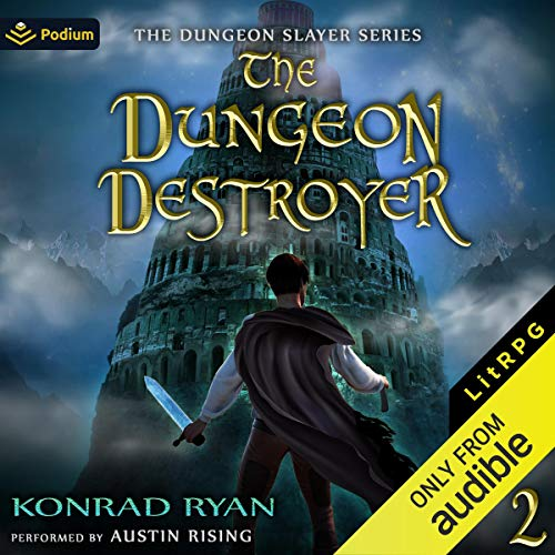 The Dungeon Destroyer cover art