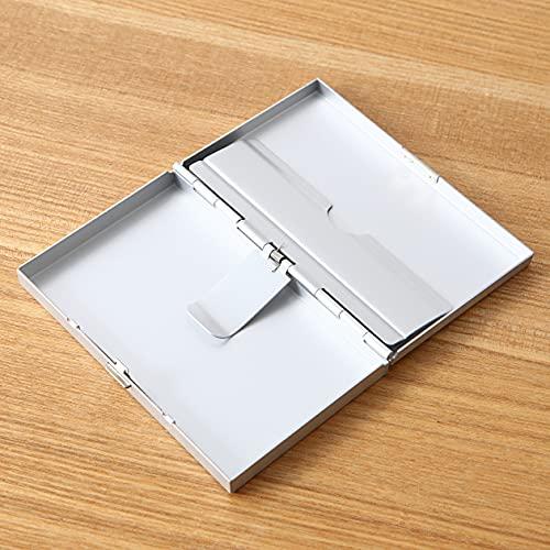 Caja de aluminio para tarjetas (SMALL-60 x 96 x 15 mm)