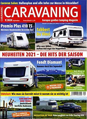 Caravaning Camping Magazin 9/2020