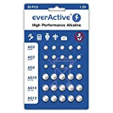 EverActive Set 10 x AG3, 5